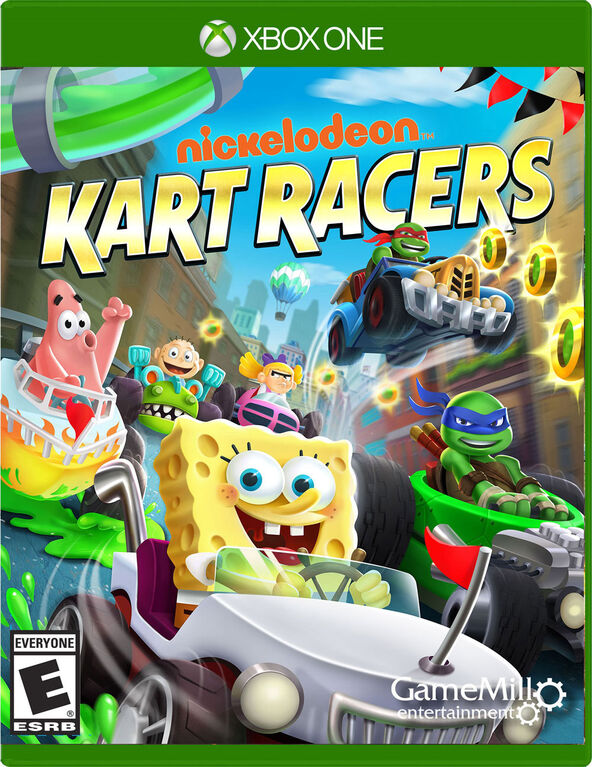 Xbox One - Nickelodeon Kart Racers Xbox One