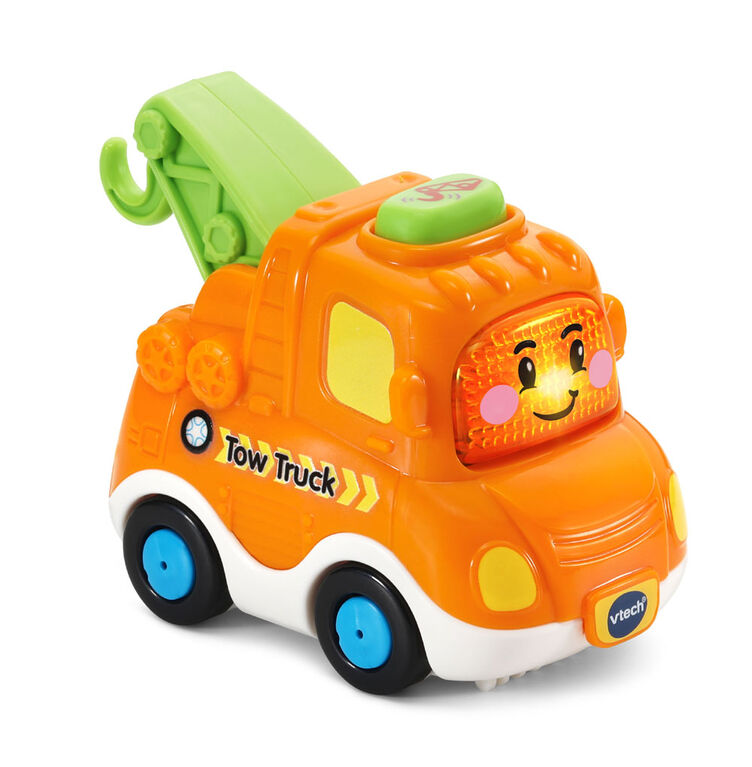 VTech Go! Go! Smart Wheels Tow Truck - English Edition