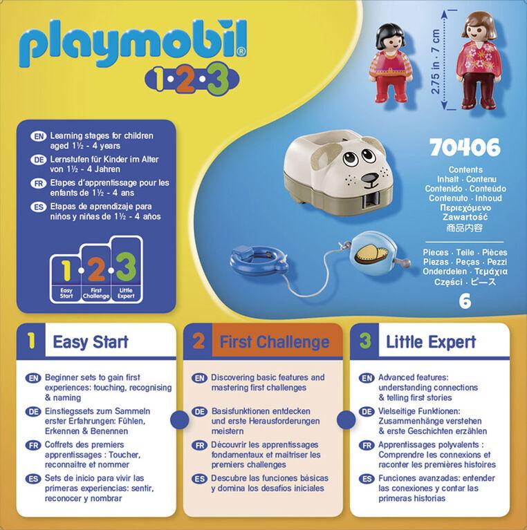Playmobil - Wagon chien