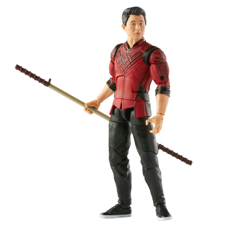 Marvel Legends Series Shang-Chi And The Legend Of The Ten Rings, figurine Shang-Chi