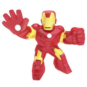 Ensemble Héros de Goo Jit Zu - Héros Marvel S1 - Iron Man