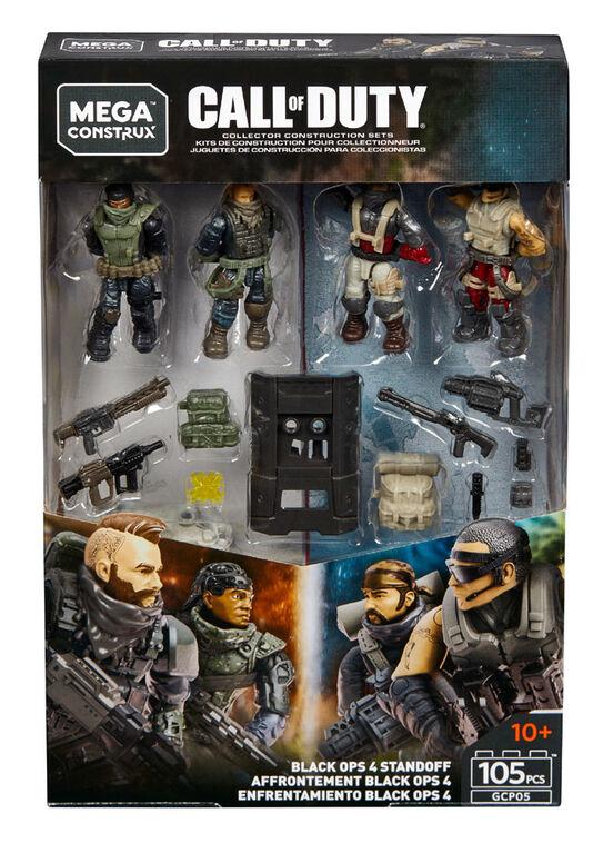 Mega Construx Call Of Duty Black Ops 4 Standoff Toys R Us Canada