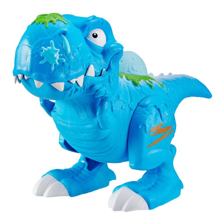 Smashers Dino Ice Age Ice Rex Playset - R Exclusive