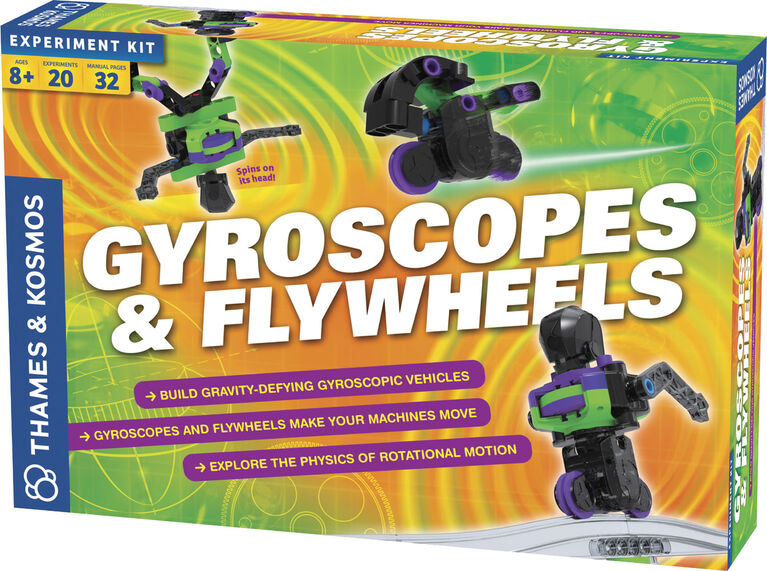 Gyroscopes & Flywheels