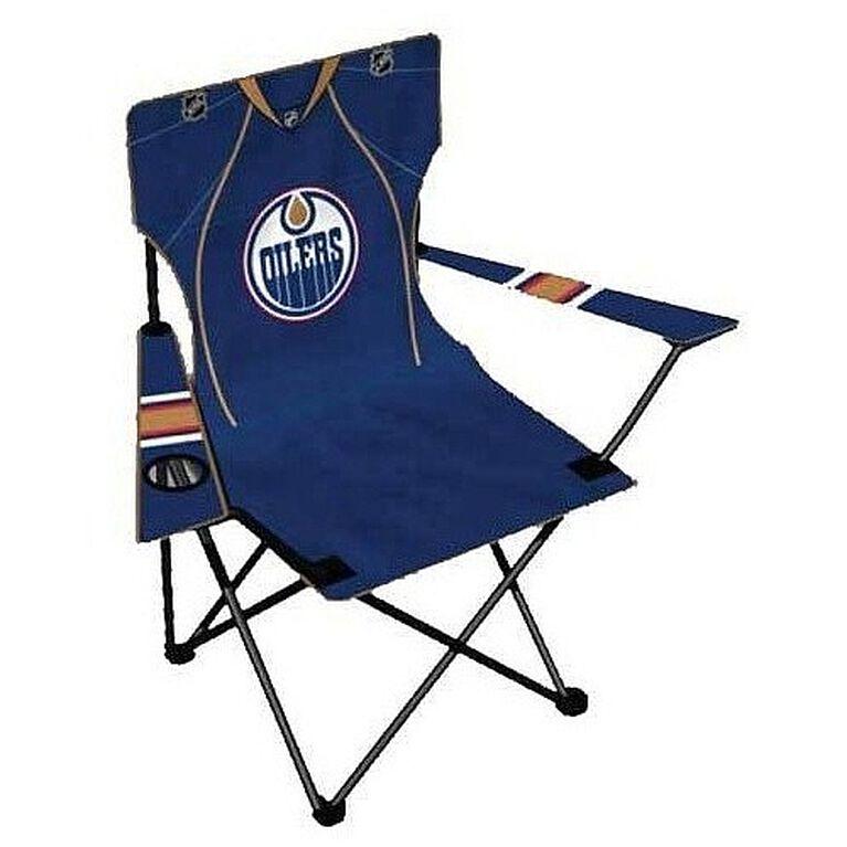 Fabulous Nhl Folding Chair Edmonton Oilers Alphanode Cool Chair Designs And Ideas Alphanodeonline