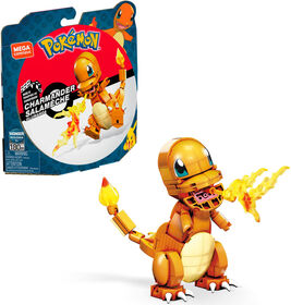 Mega Construx Pokemon Charmander