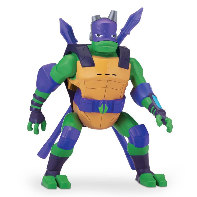Rise of the Teenage Mutant Ninja Turtles - Donatello Side Flip Ninja Attack Deluxe Action Figure
