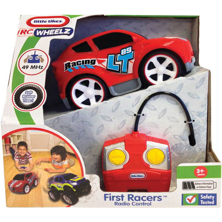 Little Tikes - First Racers Radio Control - Car