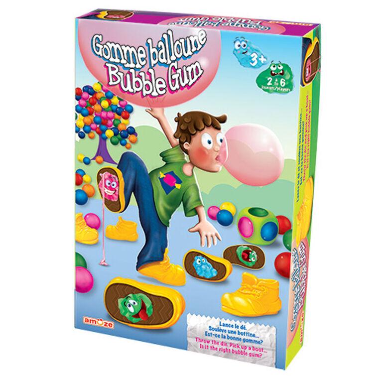 Bubblegum Game - French Edition
