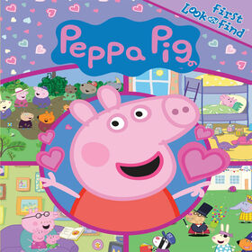 Peppa Pig My First Look and Find  - English Edition