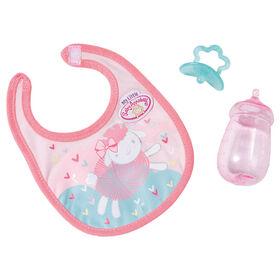 Accessoires pour le repas de Baby Annabell, 36 cm