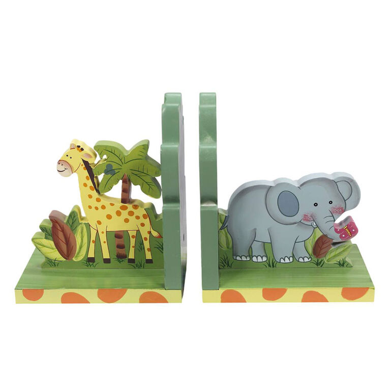 Fantasy Fields - Sunny Safari Bookends