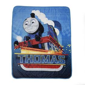Thomas le train couverture de jet pour tout-petit