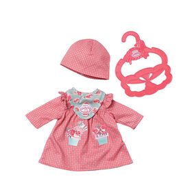 My First Baby Annabell Cozy Outfit - Red Dress - R Exclusive