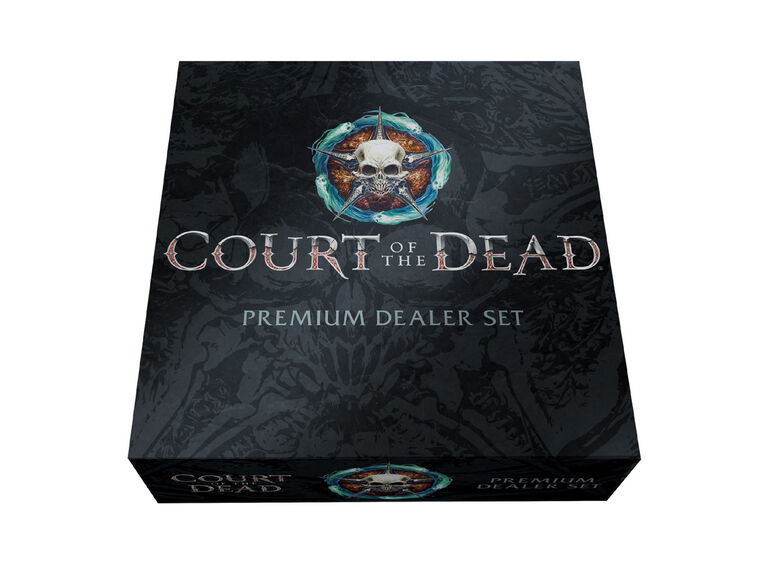 Jeu De Cartes À Jouer Court of the Dead