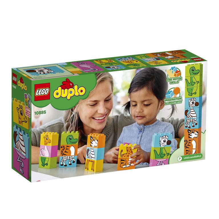 LEGO DUPLO  Mon premier puzzle amusant 10885
