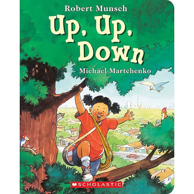 Up, Up, Down - Board Book - English Edition