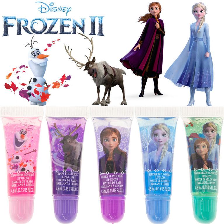 5 Brillant À Lèvres 5 Vernis À Ongles - Frozen Ll