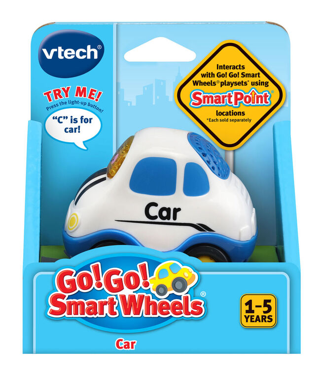 Go! Go! Smart Wheels Car - English Version