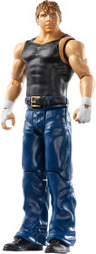 WWE Sound Slammers - Figurine articulée - Dean Ambrose - Édition anglaise.