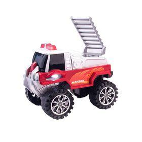Monzoo Heroes - Fire Truck