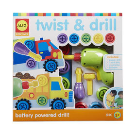 ALEX Twist & Drill