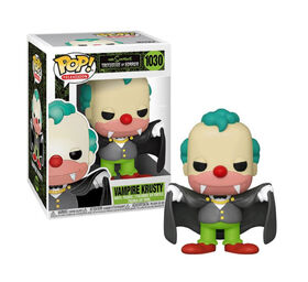 Figurine en Vinyle Vampire Krusty par Funko POP! The Simpsons The Treehouse of Horror