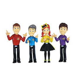 Hunter Products  - Ensemble de figurines Wiggles