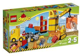 LEGO DUPLO Le grand chantier 10813