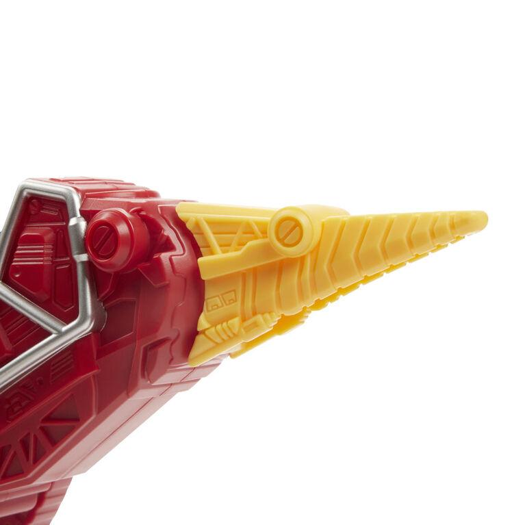 Power Rangers, Dino Charge T-Rex Zord, inspiré de l'épisode spécial de Beast Morpher - Notre exclusivité