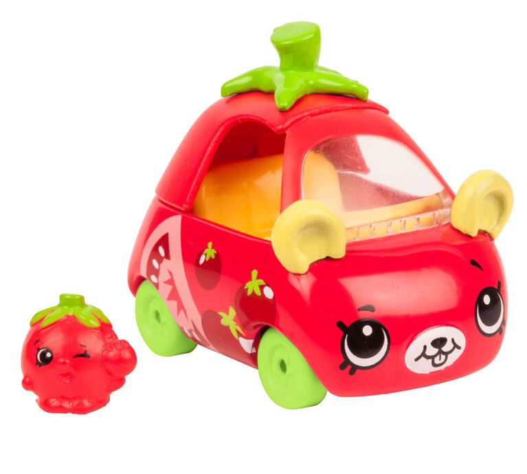 Shopkins Cutie Car Three Pack - Moto Italiano