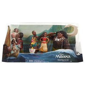 Disney - Figure Set - Moana
