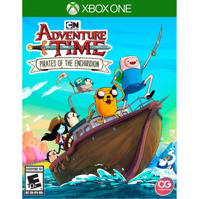 Xbox One - Adventure Time Pirates Of Enchiridion