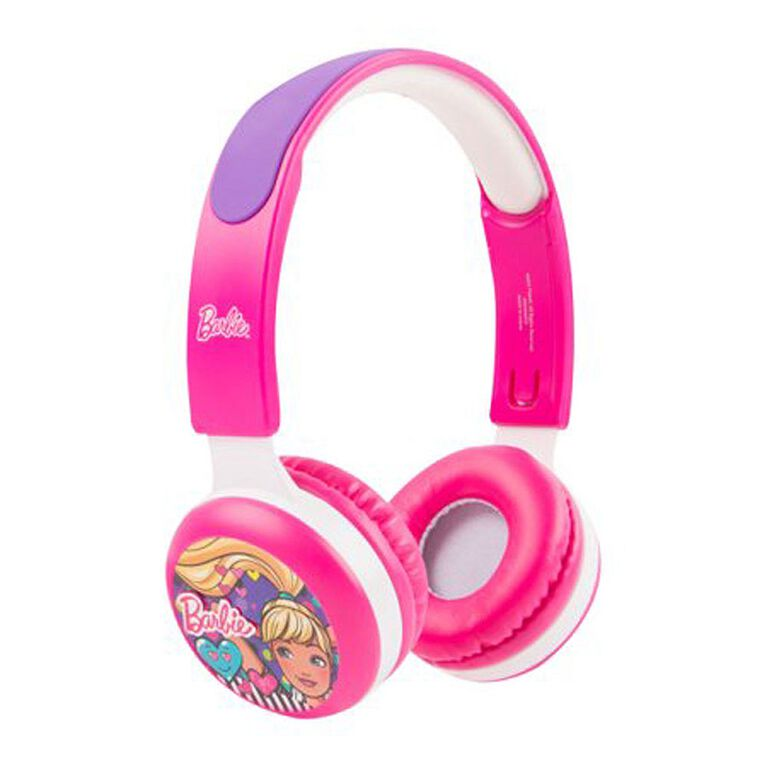 Barbie Deluxe Headphones