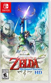 PRE-ORDER, SHIPS JUL 21, 2021 - The Legend of Zelda™: Skyward Sword HD