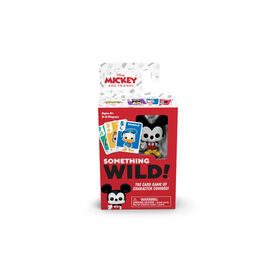 Something Wild Card Game Mickey & Friends - English Edition