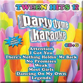 CD-Karaoke Tween Hits 12