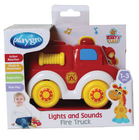 Playgro - Lights and Sound Fire Truck