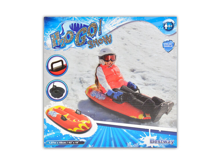 Inflatable Flurry Sled