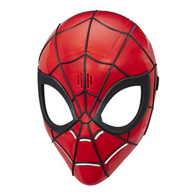 Marvel Spider-Man - Masque à effets spéciaux - édition française.