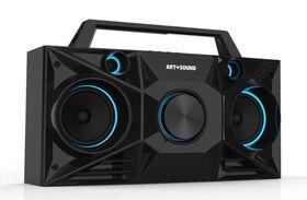Haut-parleur boombox sans fil Bluetooth Art+Sound Streetbeat