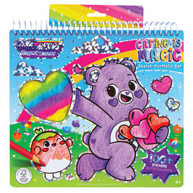 Care Bears Caring is Magic Sketch Portfolio