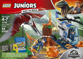 LEGO Juniors Pteranodon Escape 10756