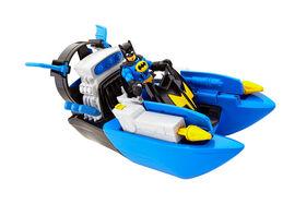 Fisher-Price Imaginext DC Super Friends Bat Boat