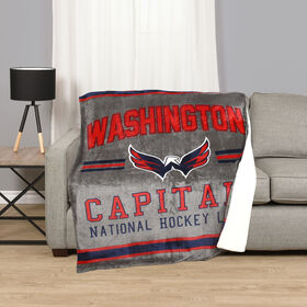 NHL Team Throw - Washington Capitals