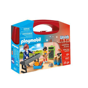 Playmobil - Music Class Carry Case