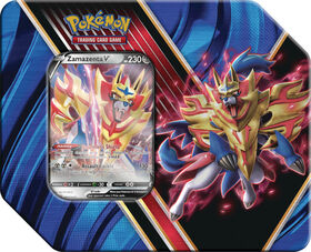 Pokemon Legends Of Galar Tin-Zamazenta V