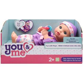 You & Me - Fun with Keys