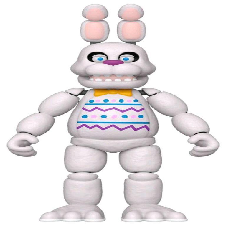 Figurine en Vinyle Easter Bonnie par Funko Action Figure! Five Nights at Freddy's - Notre exclusivité
