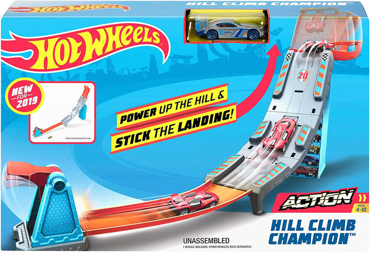 Hot Wheels - Hill Climb Champion